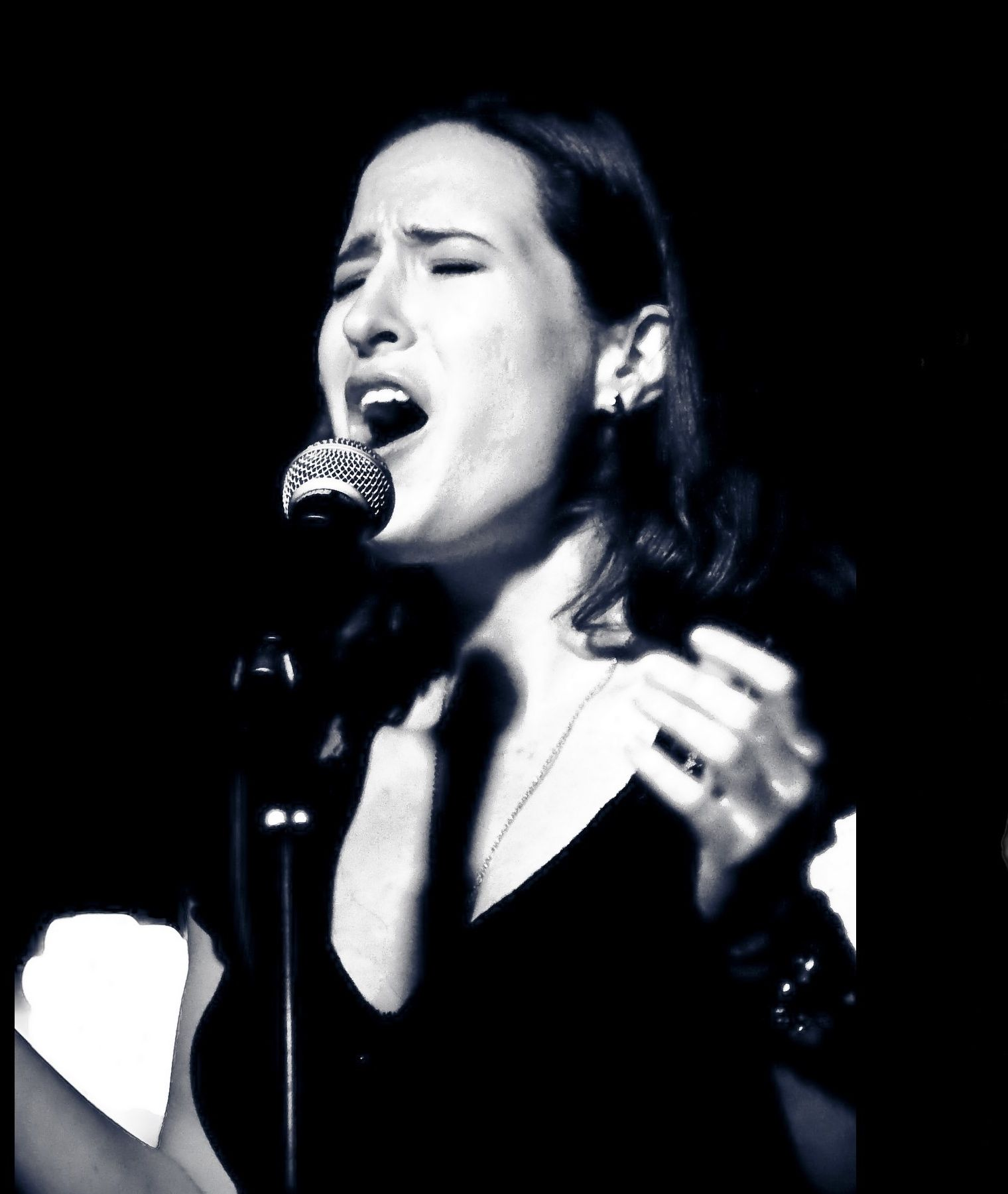 New York Jazz Singer, Cate Cox