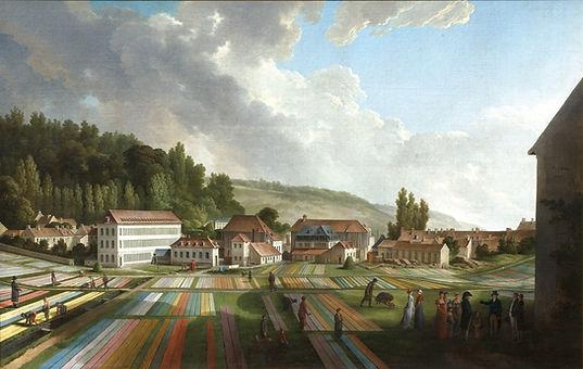 オーベルカンフの工場