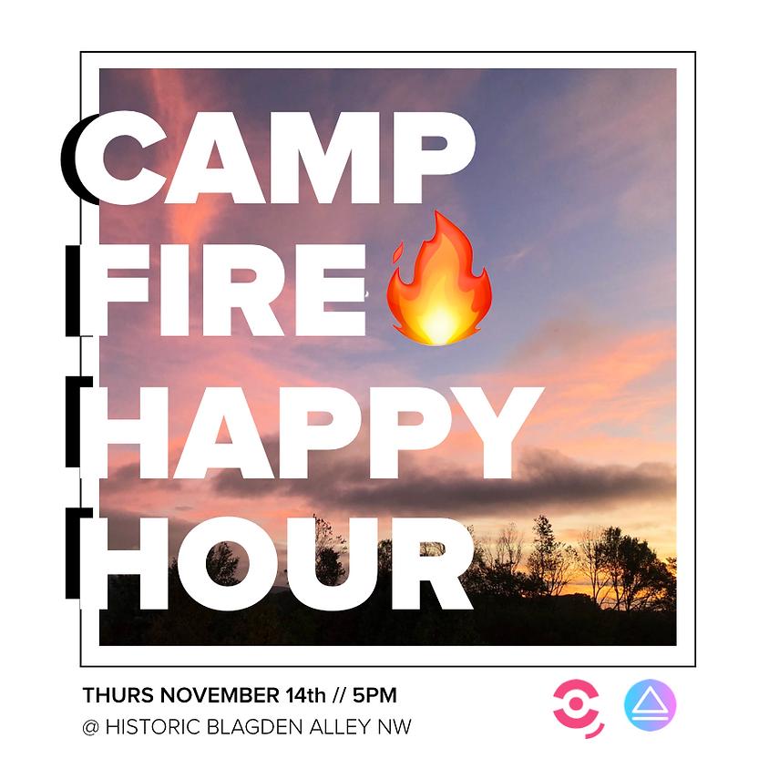 Campfire Happy Hour