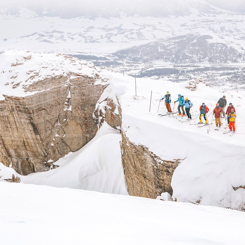 Winter Expedition 2020 // Trip Registration