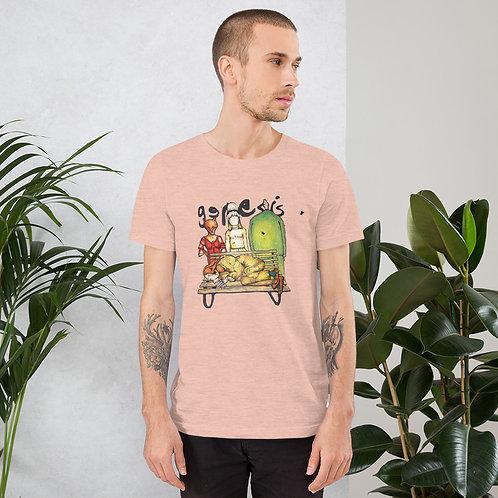 Genesis Character Design Light Unisex T-Shirt