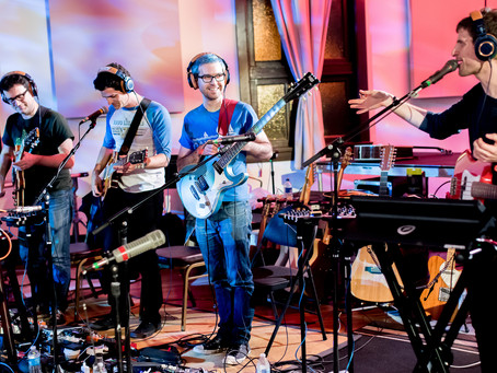 """Snarky Puppy Released the Remastered/Remixed Version of """"Tell Your Friends"""""""