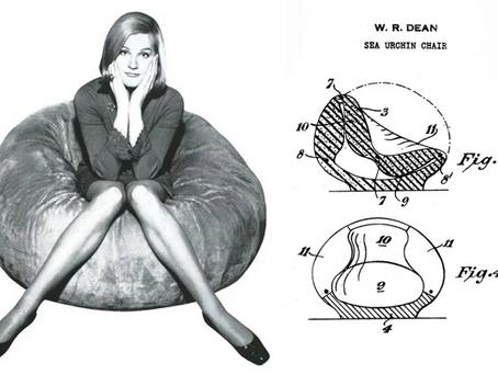 Roger Dean's Sea Urchin Chair