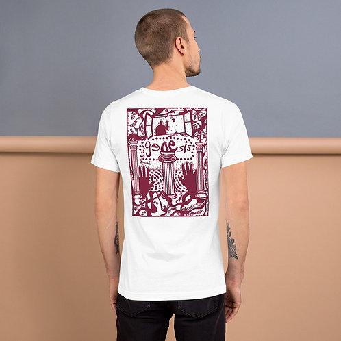 Genesis Poster Artist's Choice Unisex T-Shirt
