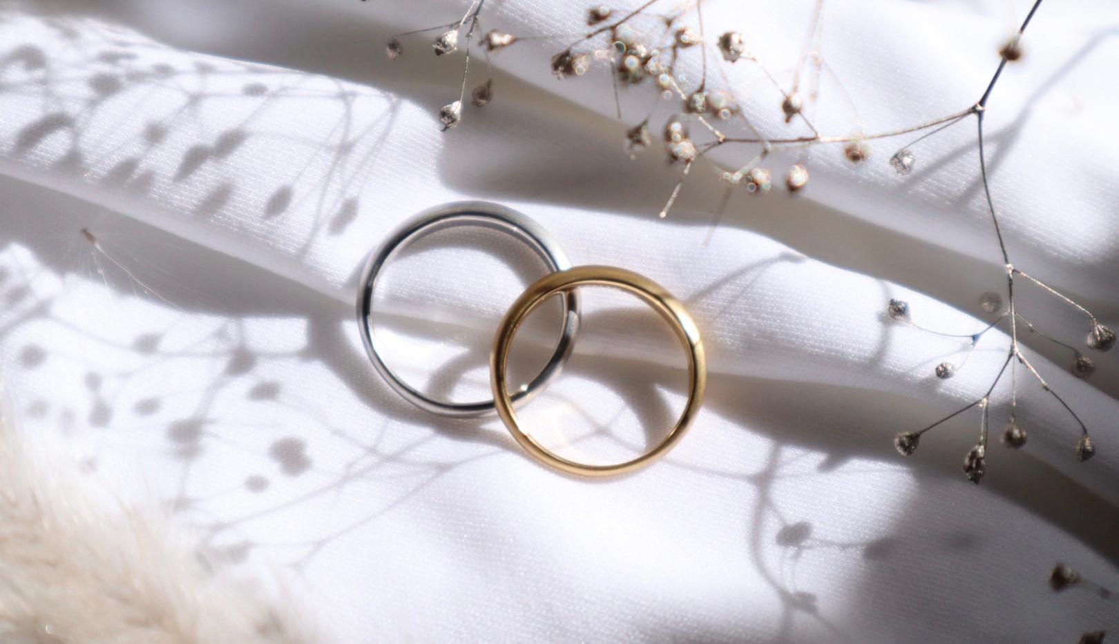 Marrige ring:Stylish soft