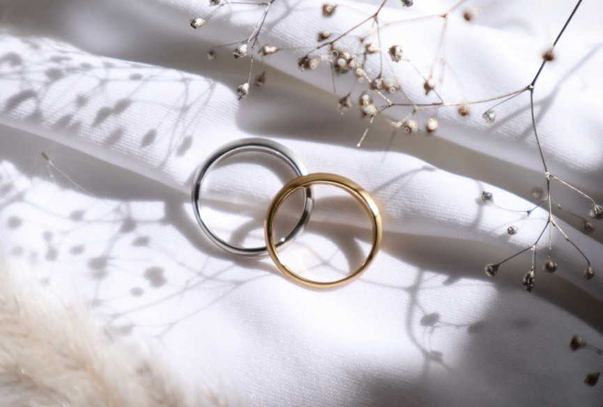 Marrige ring:Stylish soft