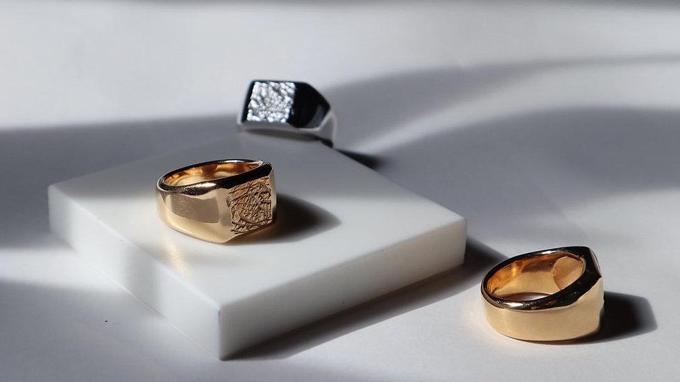 Beach combing_no.03[gold](ring)
