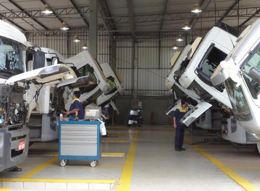 Problemas mecânicos: o que fazer quando o caminhão está perdendo força?