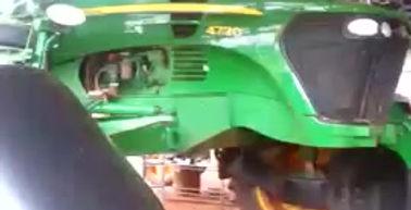 Veja como eles utilizaram a máquina de dialise para fazer a transferência e a limpeza do diesel contaminado