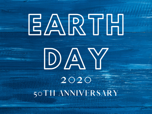 Earth Day 50th Anniversary 2020