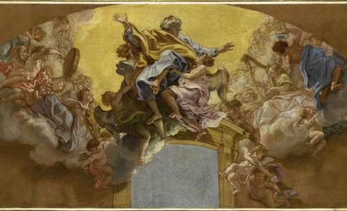 The Apotheosis of Saint Peter