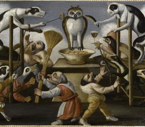 The Owl's Temptation