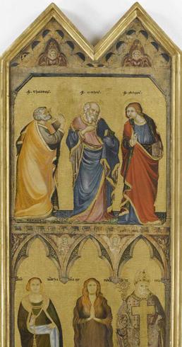 Saints-Thaddee-Matthieu-Philippe-Marthe-