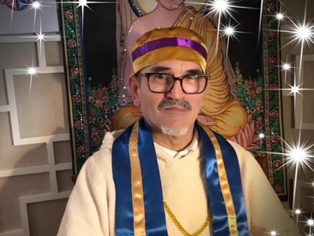Percurso de Mestre Elli Ahemaresh