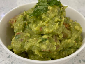 a fresh guacamole recipe