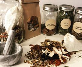 The Medicine Tree custom herbal blend