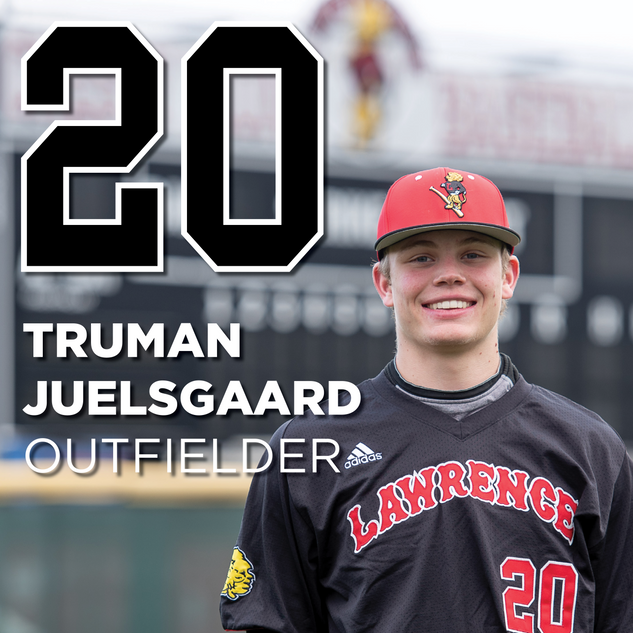 #20 Truman Juelsgaard