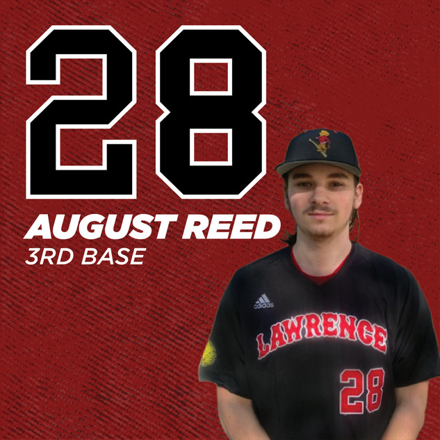 #28 August Reed