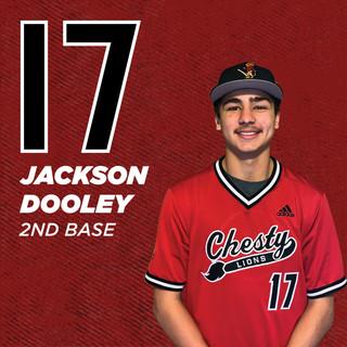 #17 Jackson Dooley