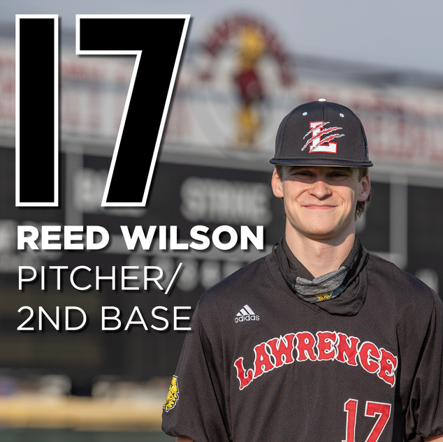 #17 Reed Wilson