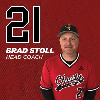 Coach Brad Stoll