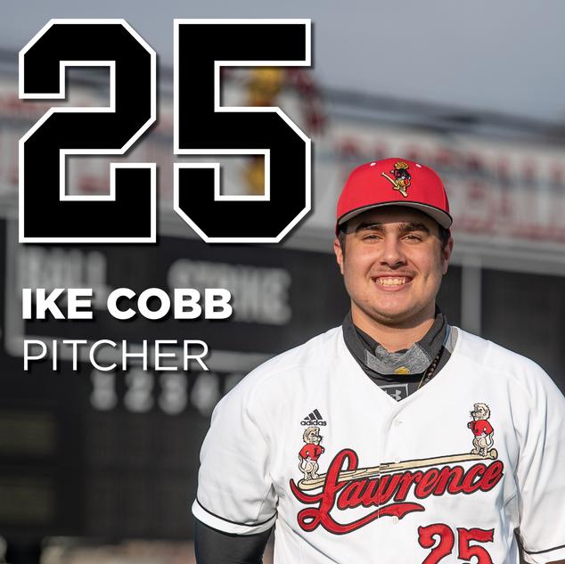 #25 Ike Cobb