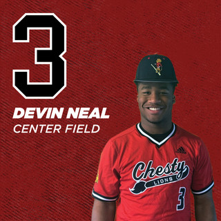#3 Devin Neal