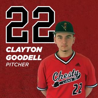 #22 Clayton Goodell