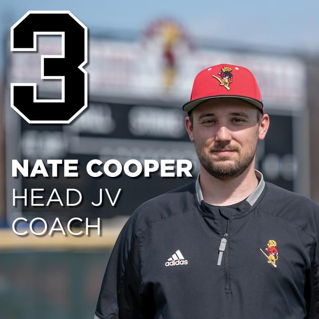 Coach Nate Cooper