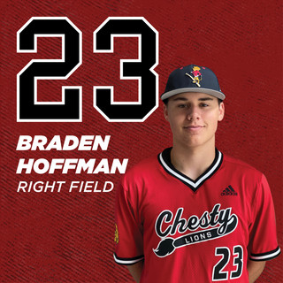 #23 Braden Hoffman