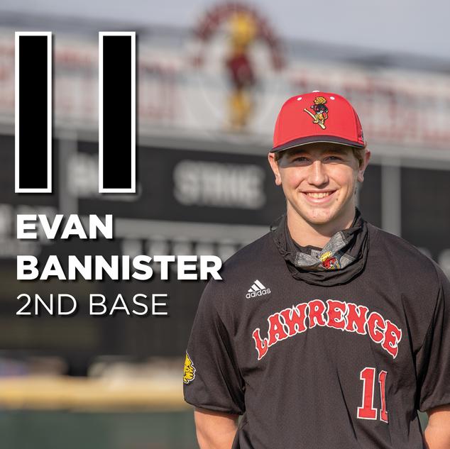 #11 Evan Bannister