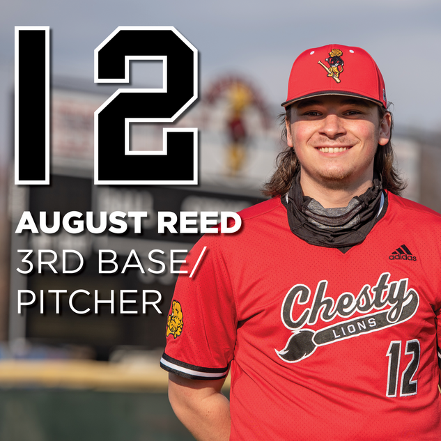 #12 August Reed