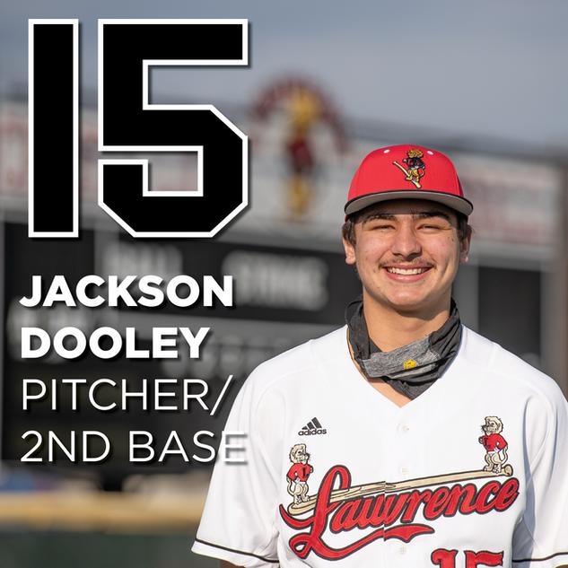 #15 Jackson Dooley