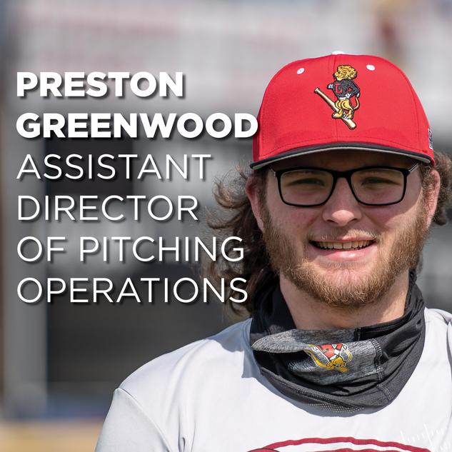 Preston Greenwood