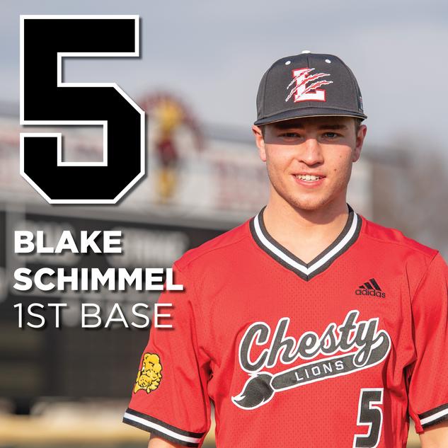 #5 Blake Schimmel
