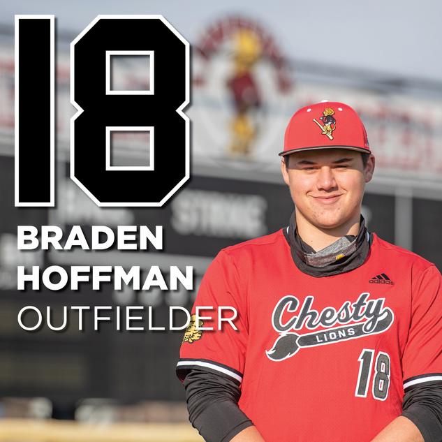 #18 Braden Hoffman