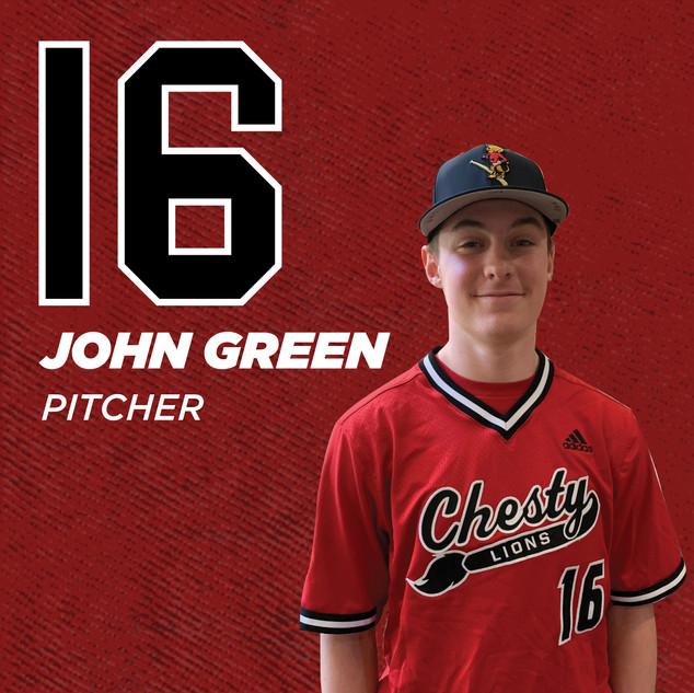 #16 John Green