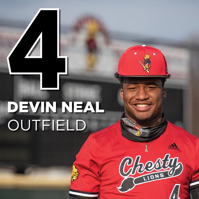 #4 Devin Neal