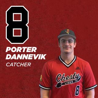 #8 Porter Dannevik