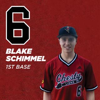 #6 Blake Schimmel