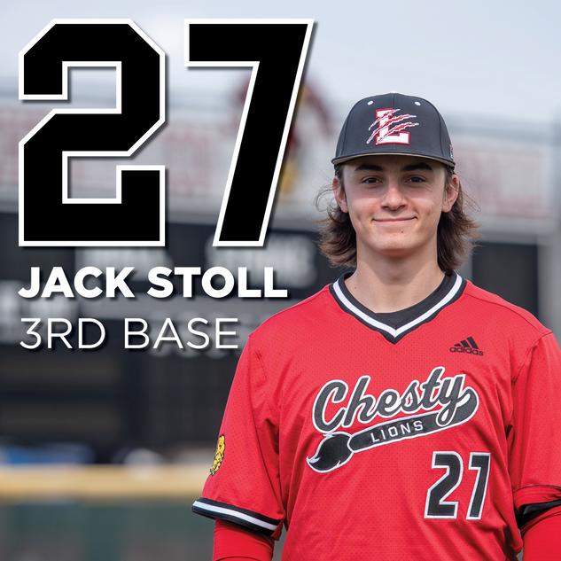 #27 Jack Stoll
