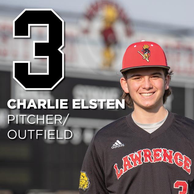 #3 Charlie Elsten