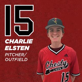 #15 Charlie Elsten