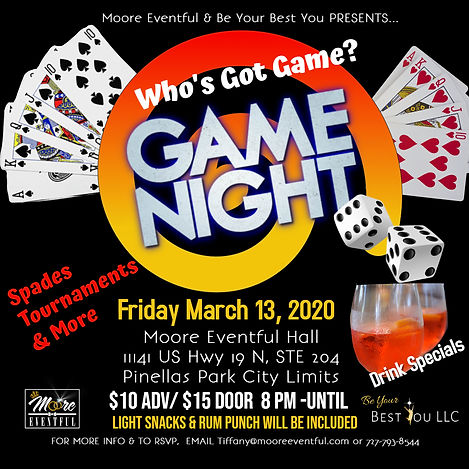 Copy of Game Night Flyer - Made with Pos