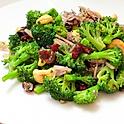 (9) Салат из брокколи