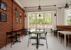 Кафе зона Hello Inn