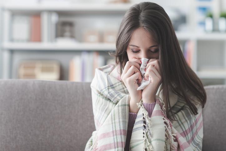 nariz entupido (congestao nasal)