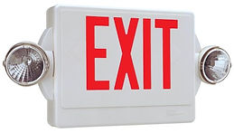 Trinity Fire Exit Signs