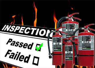 Trinity Fire Does Fire Inspections. We Check Exit Signs, Extinguishers, Fire Protection Equipment, Electrical, Storage of Combustible Materials, etc.