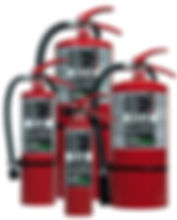 Trinity Fire Carries Fire Extinguishers